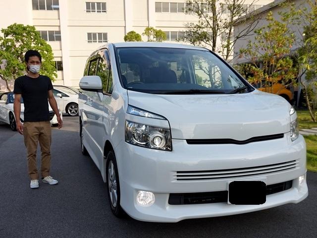トヨタ VOXY ご納車 Y様