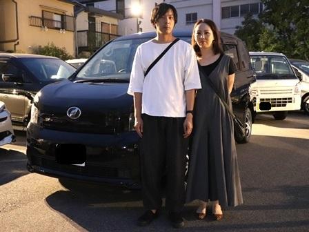 トヨタ VOXY ご納車 A様