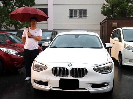 BMW 116i ご納車 A様
