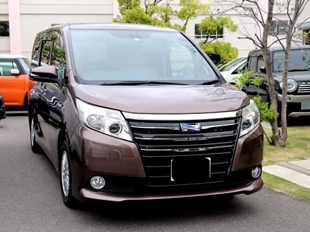 トヨタ ノアHV ご納車 K様