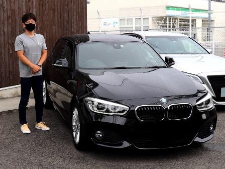 BMW 1シリーズ ご納車 M様