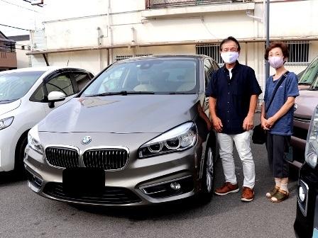 BMW 2シリーズ ご納車 U様